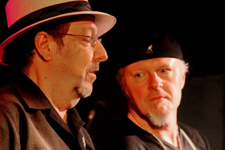 Tom Principato & Fred Chapellier