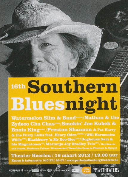 Southern Bluesnight, Heerlen