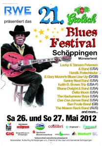21. Grolsch Blues Festival