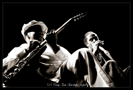 Lucky Peterson & Kenny Neal