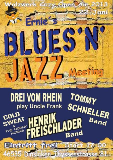 Ernie's Blues 'n' Jazz Meeting