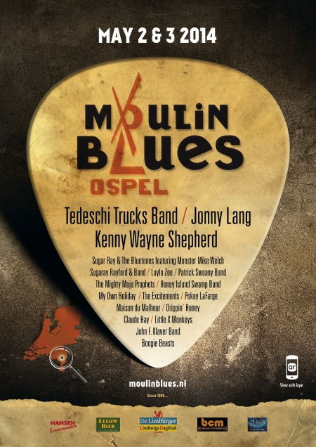 Moulin Blues 2014