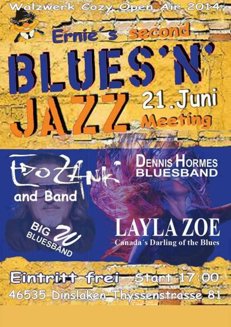 Ernie's Blue & Jazz Meeting